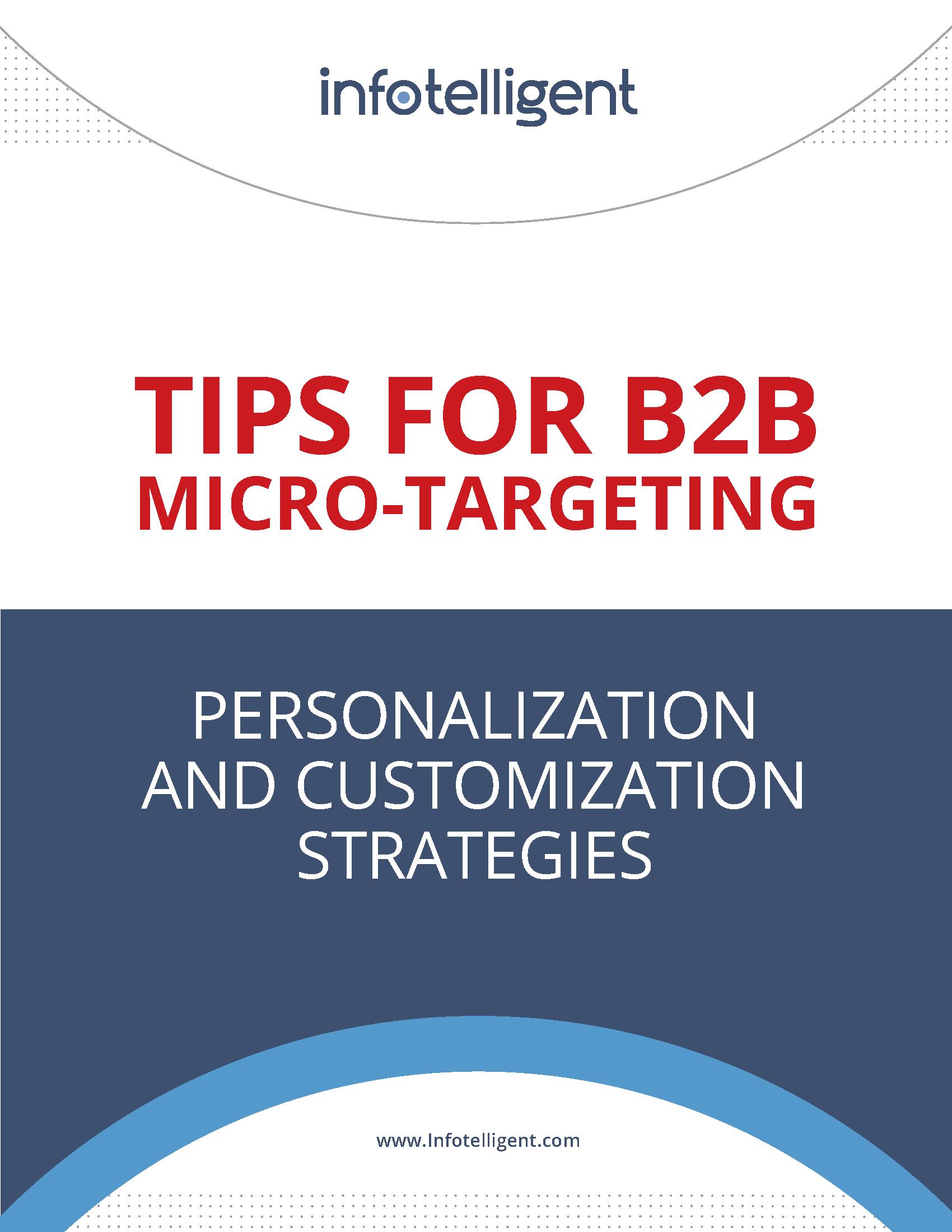 Tips for B2B Micro-Targeting